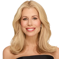 When people tell me I'm fake, I know they're just pulling my leg. - Aviva Drescher